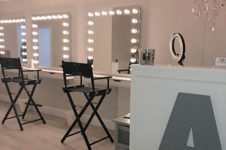 Beauty Room by Alex Loucas