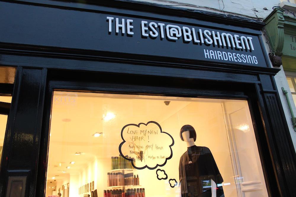 The Establishment Hairdressing