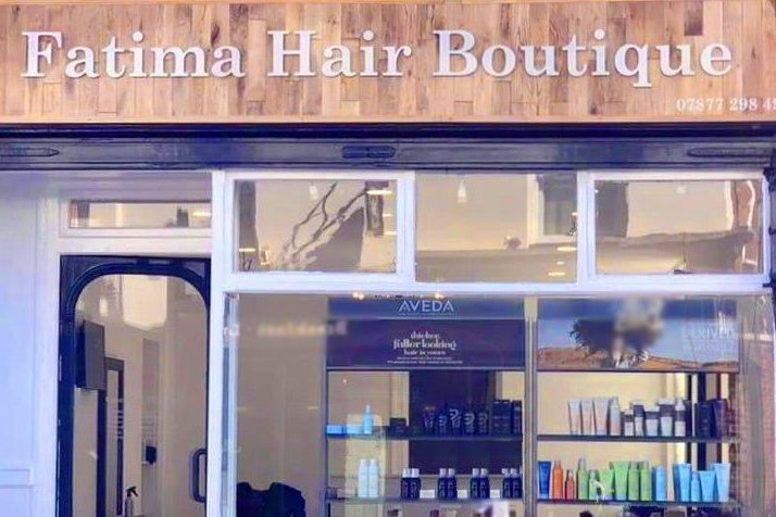 Fatima's Hair Boutique