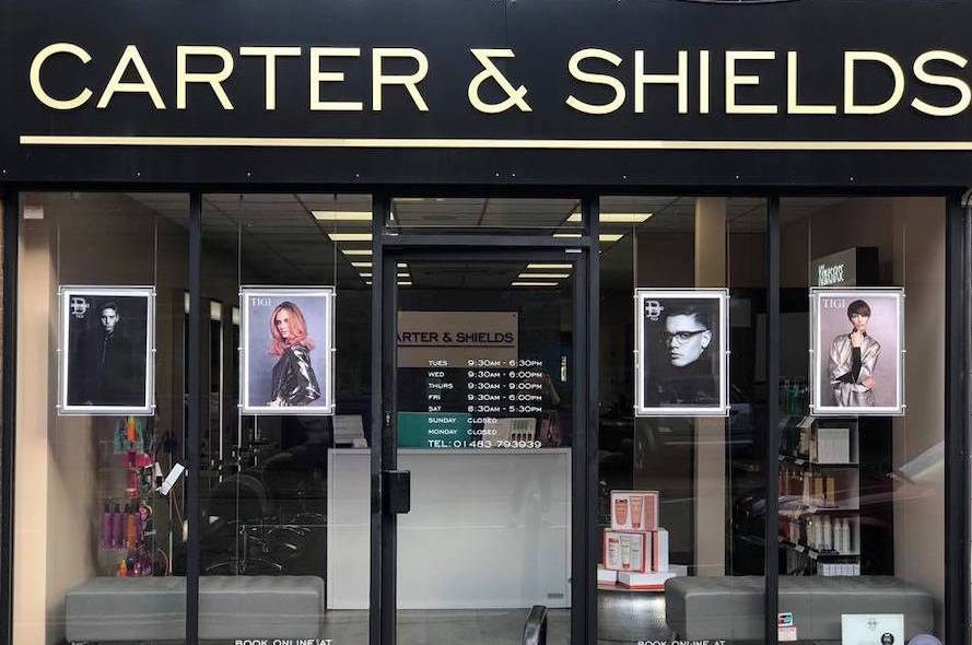 Carter and Shields